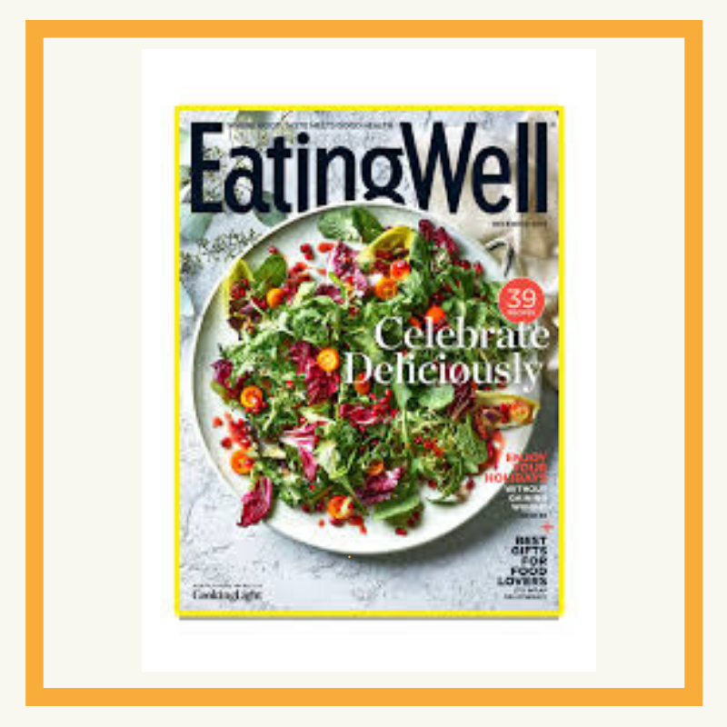 Eating Well Magazine (Canva)