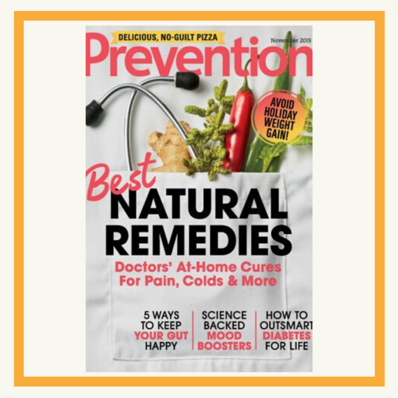 Prevention Magazine (Canva)