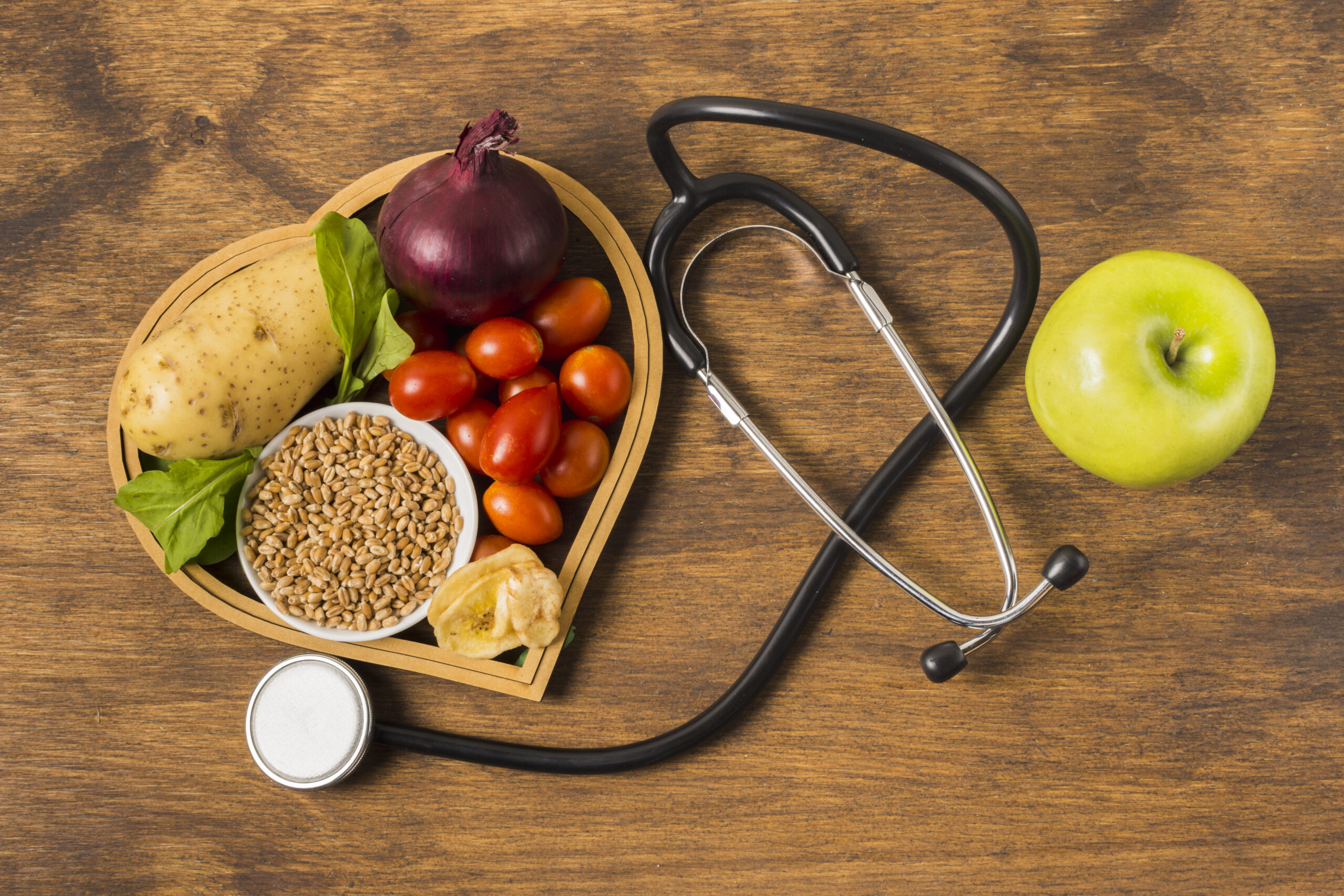 healthy-food-and-medical-equipment